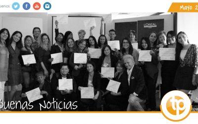 In English: Las Buenas Noticias de «Trabajo y Persona» – Mayo 2019