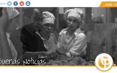 En Italiano: Las Buenas Noticias de «Trabajo y Persona» – Giugno 2019
