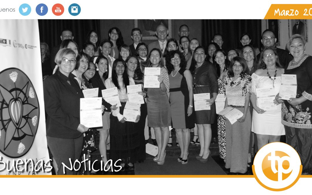 En français: Las Buenas Noticias de «Trabajo y Persona» – Mars 2020