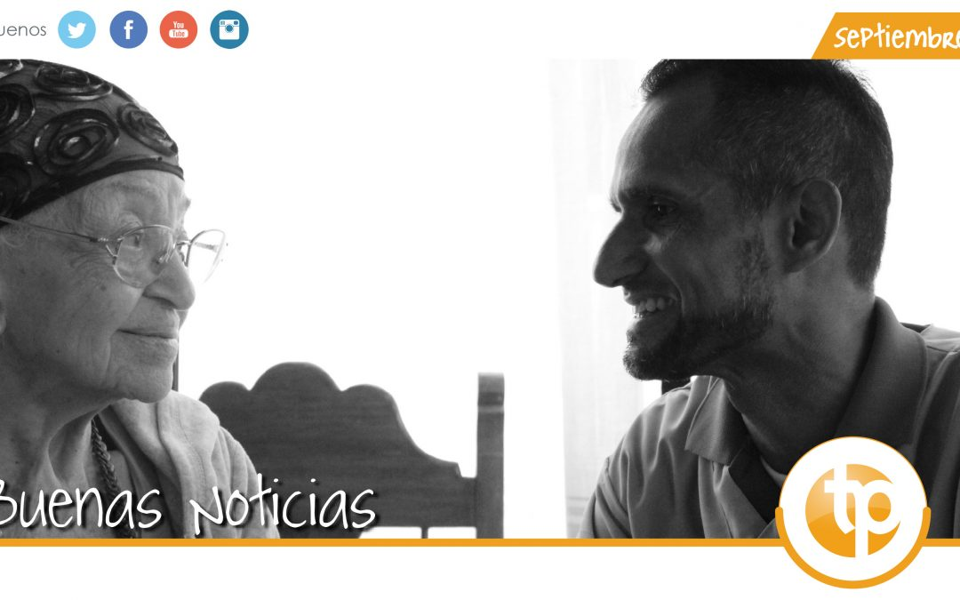 En français: Las Buenas Noticias de «Trabajo y Persona» – Septembre 2020