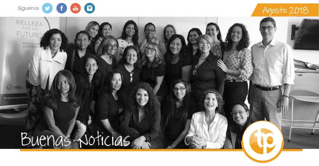 In English: Las Buenas Noticias de «Trabajo y Persona» – February 2021
